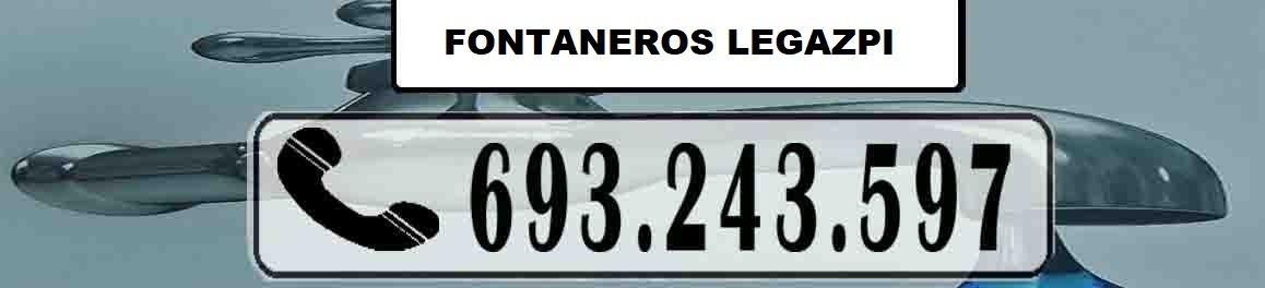 Fontaneros Legazpi Madrid Urgentes